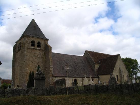 église Avant lès Marcilly