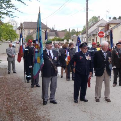 cérémonie 5 mai 2012-Avant-lès-Marcilly