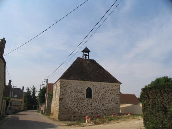 la chapelle de TREMBLAY
