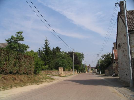 Tremblay--une rue